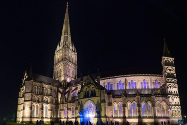 _SALISBURY CATHEDRAL - PHOTO BY ASH MILLS